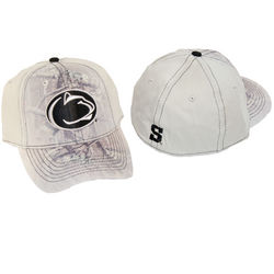 Penn State Nittany Lions Light Camo Hat Tan