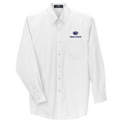 Penn State Nittany Lions Mens Dress Shirt White