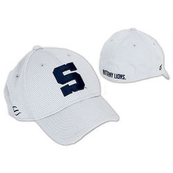 Penn State Nittany Lions Performance Hat Block S Gray
