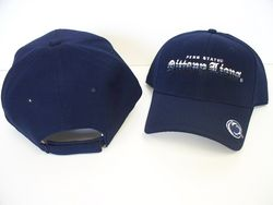 Penn State Nittany Lions Performance Hat Tattoo Navy