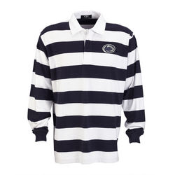 Penn State Nittany Lions Striped Rugby Shirt