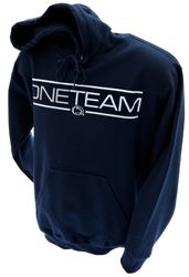 Penn State One Team Hooded Sweatshirt Navy