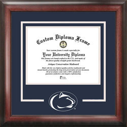 Pennsylvania State University Spirit Diploma Frame
