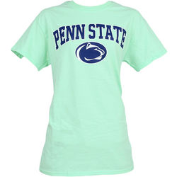 Penn State T-Shirt Mint Arching Over Lion