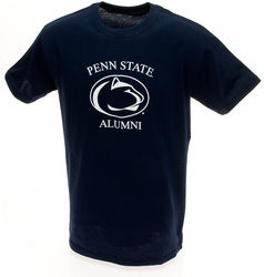 Penn State T-Shirt Navy Alumni with Lion Head