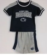 Penn State Toddler T-Shirt And Shorts Set