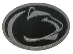 Penn State Trailer Hitch Cover Metal