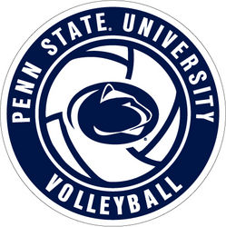 Penn State Volleyball Magnet