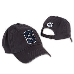 Penn State Womens Hat Block S Bling Navy
