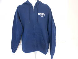Penn State Zip Up Sweatshirt Left Chest