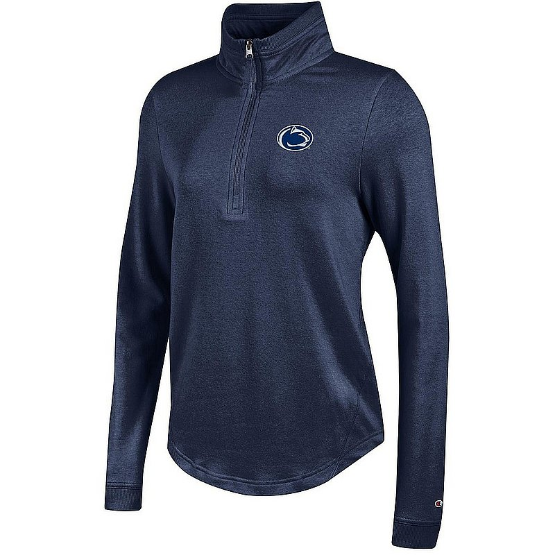 Champion Penn State Women's Lion Head Quarter Zip Nittany Lions (PSU) (Champion )