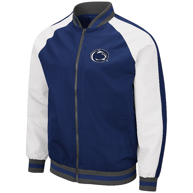 Colosseum Penn State Embroidered Bomber Jacket Nittany Lions (PSU) (Colosseum)