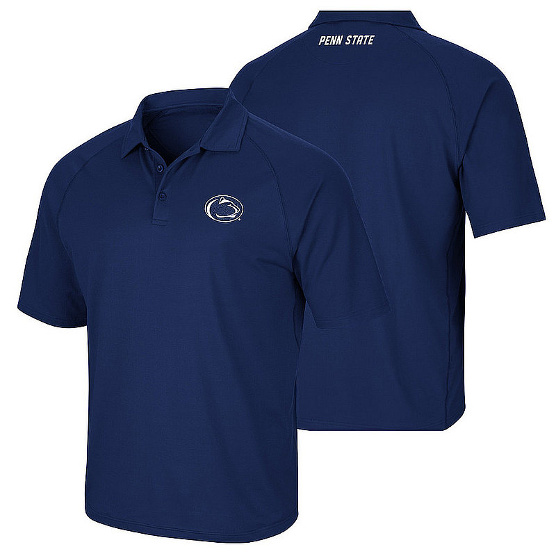 Penn State Nittany Lions Navy Performance Polo