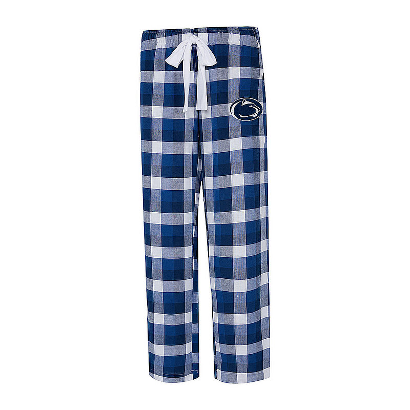 Concept Sports Penn State Ladies Flannel Pajama Pants Nittany Lions (PSU) (Concept Sports)