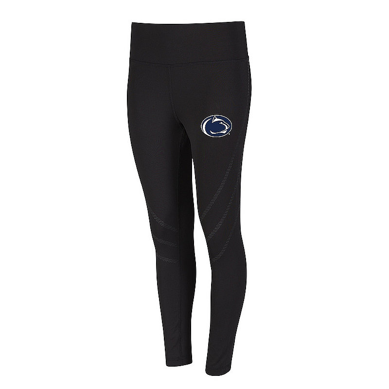Concept Sports Penn State Women's Lineup Performance Black Leggings Nittany Lions (PSU) (Concept Sports )