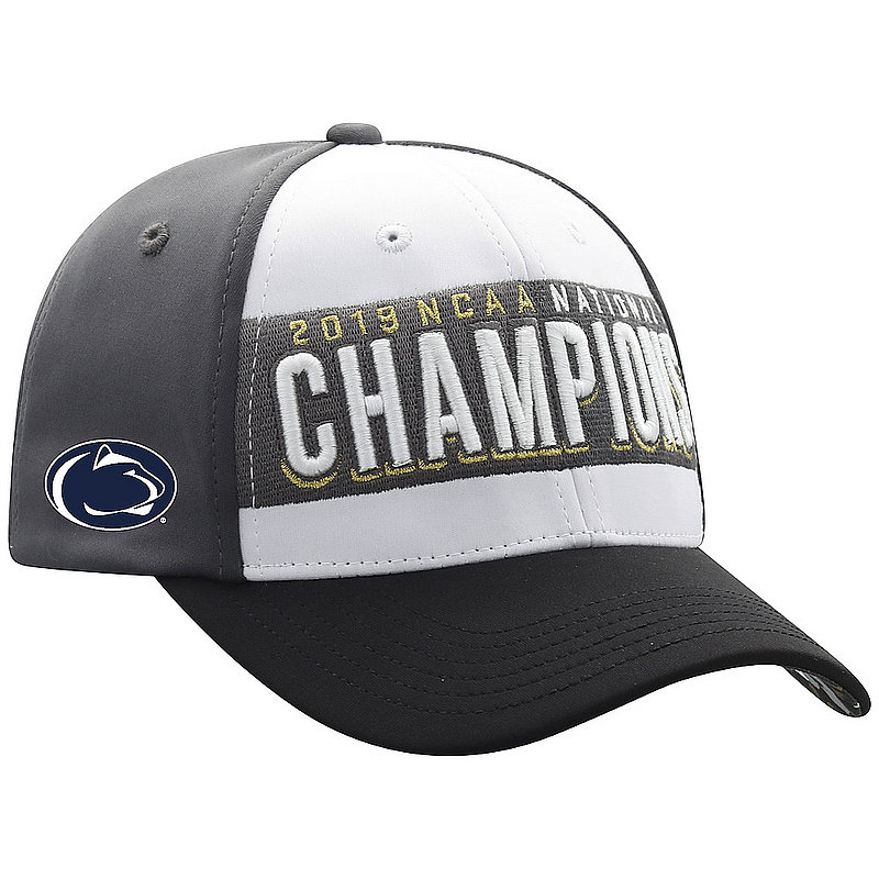 Locker Room Penn State 2019 National Wrestling Champs Locker Room Hat Nittany Lions (PSU) (Locker Room)