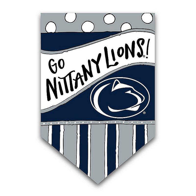 Magnolia Lane Penn State Go Nittany Lions 12 x 18 Garden Flag Nittany Lions (PSU) (Magnolia Lane )