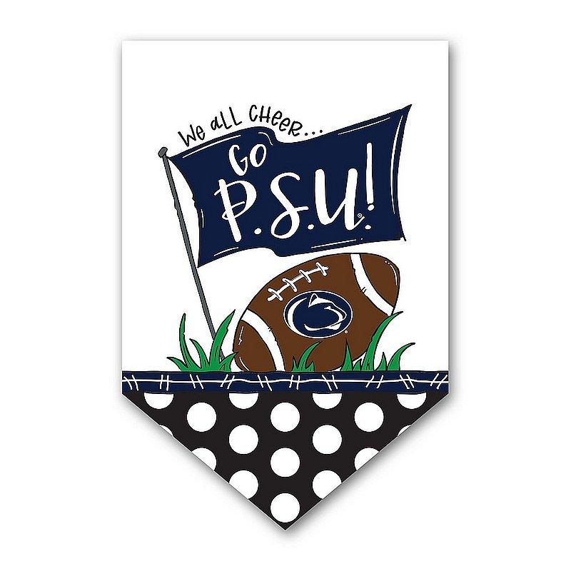 Magnolia Lane Penn State Nittany Lions Football 12 x 18 Garden Flag Nittany Lions (PSU) (Magnolia Lane )