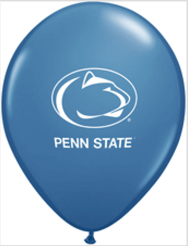 Penn State 10 Pack Latex Balloons Nittany Lions (PSU)