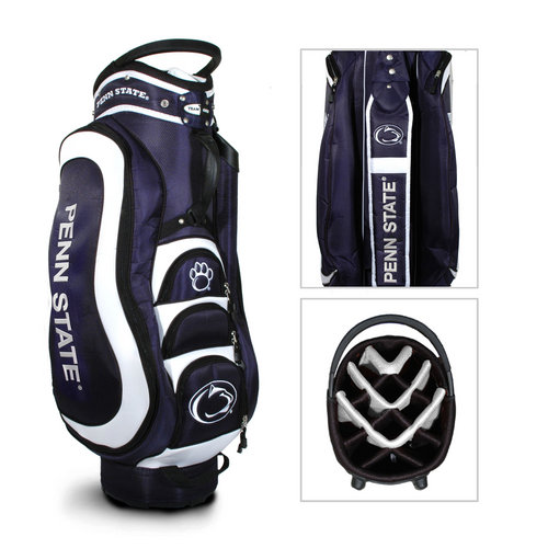 Penn State 14 Way Medalist Golf Cart Bag Nittany Lions (PSU) DSTG-22935