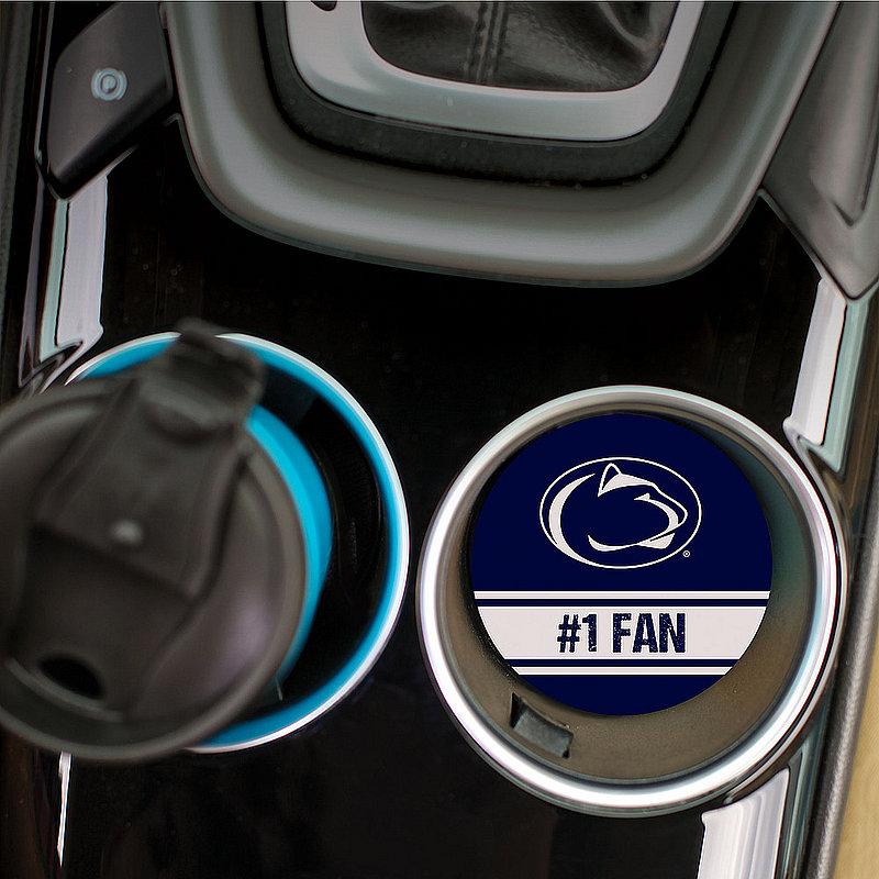 Penn State #1 Fan Single Car Coaster Nittany Lions (PSU)