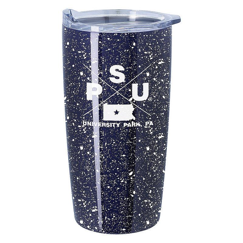 Penn State 20oz Speckled Travel Mug