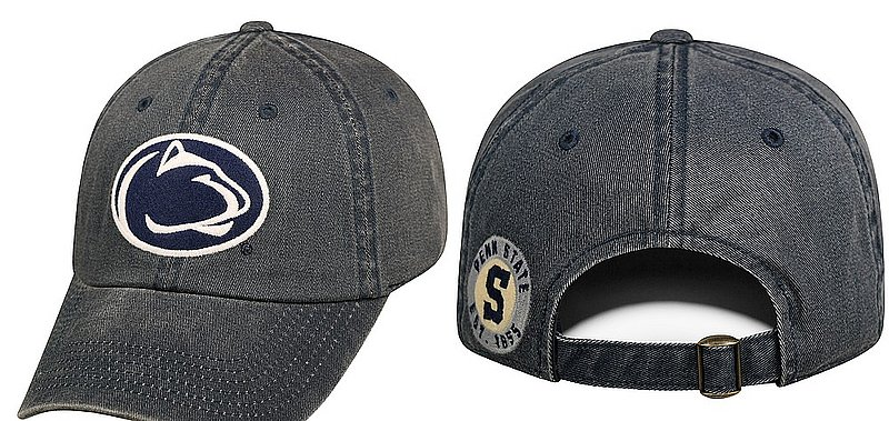 Penn State Adjustable Blue Jean Hat Nittany Lions (PSU)