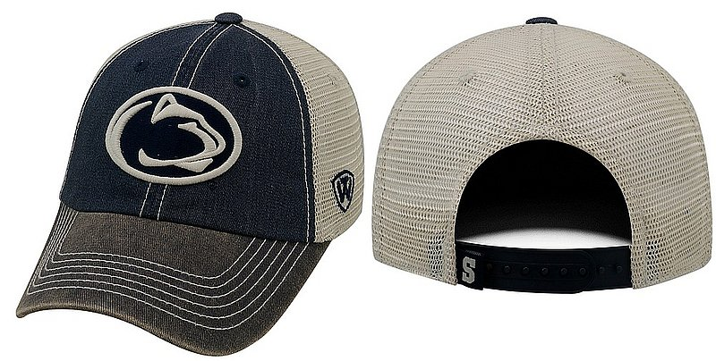 Penn State Adjustable Offroad Trucker Hat Nittany Lions (PSU)