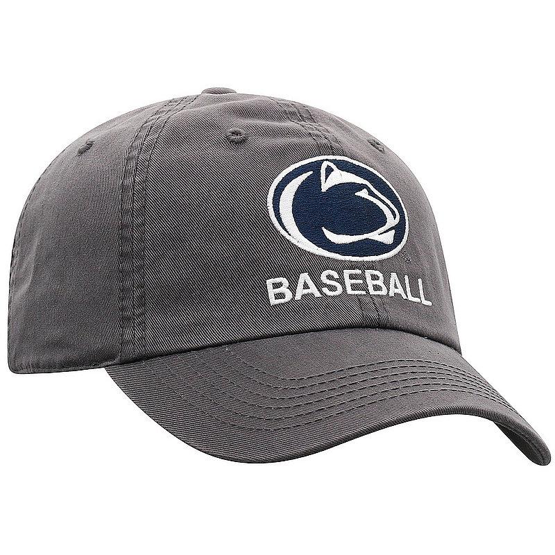 Penn State Baseball Hat Charcoal Nittany Lions (PSU)