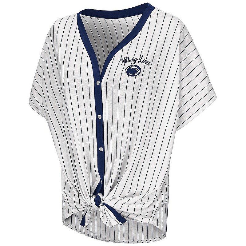 Penn State Baseball Striped Tie Knot Tee Nittany Lions (PSU)