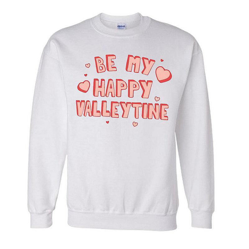 Penn State Be My Happy Valleytine Crewneck Sweatshirt Nittany Lions (PSU)