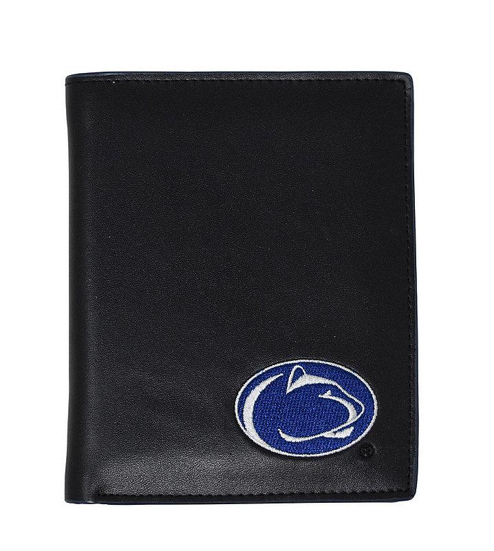 Penn State Black Sandol Genuine Leather Wallet Nittany Lions (PSU)