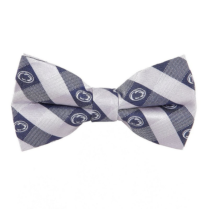 Penn State Bow Checkered Bow Tie Nittany Lions (PSU)