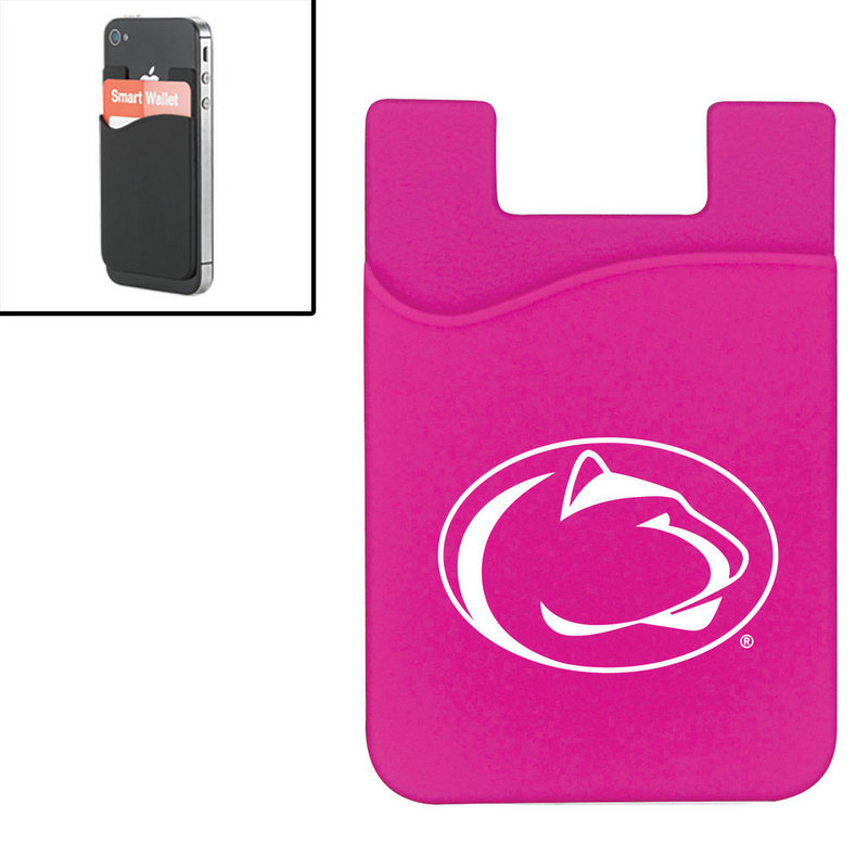 Penn State Cell Phone ID Holder Pink Nittany Lions (PSU)