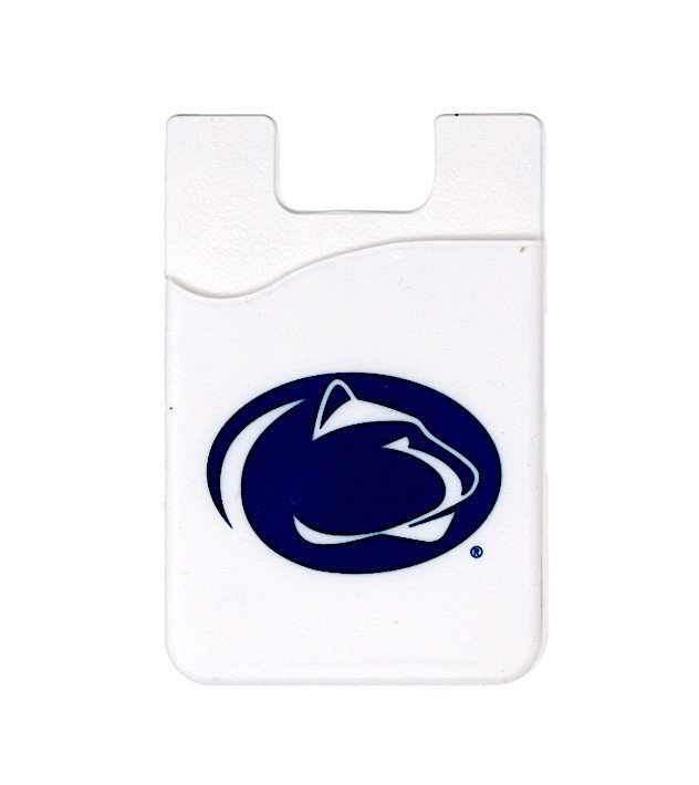 Penn State Cell Phone ID Holder White Nittany Lions (PSU)