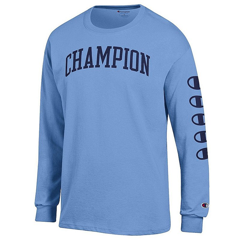 Champion Brand Light Blue Long Sleeve