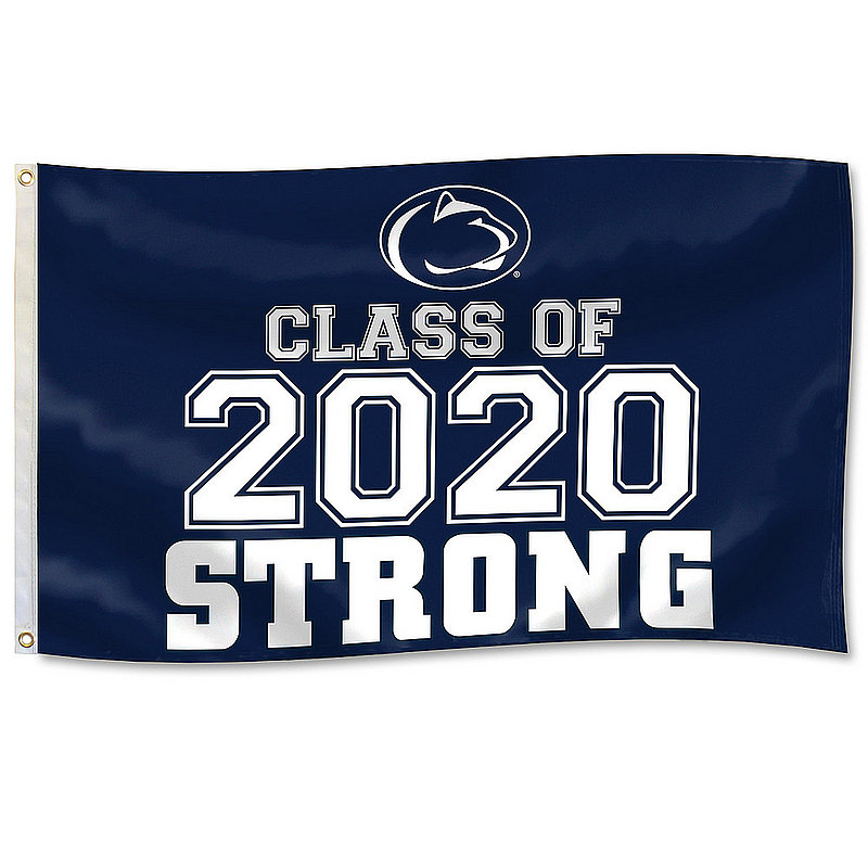 Penn State Class of 2020 Strong 3'x5' Flag