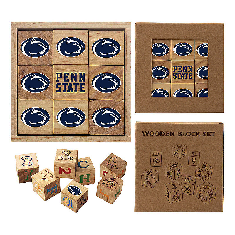 Penn State Classic Learning Blocks Nittany Lions (PSU)