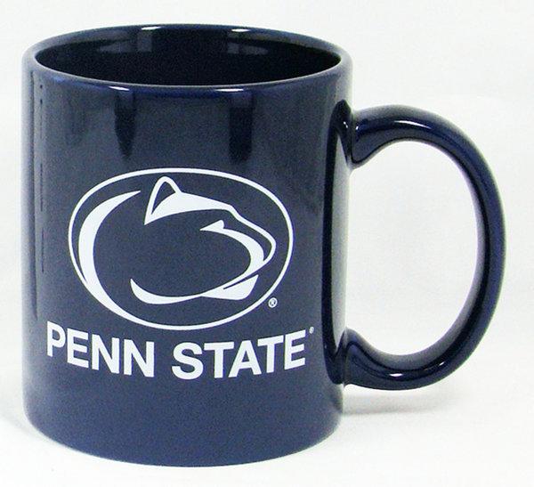 Penn State Coffee Mug Navy Varsity Logo Nittany Lions (PSU) 8601-COB
