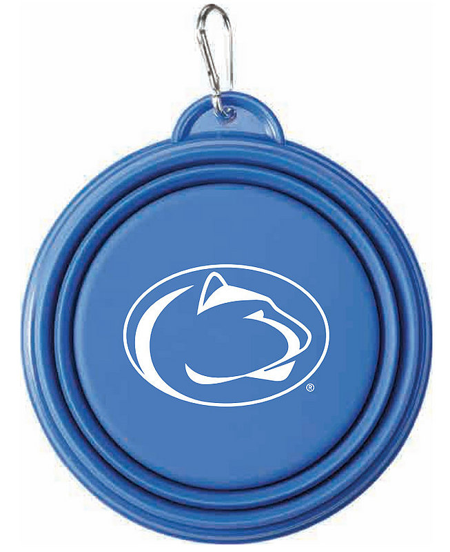 Penn State Collapsible Dog Dish Nittany Lions (PSU)