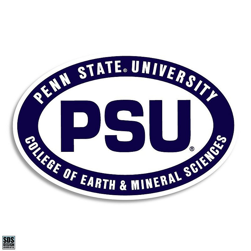 Penn State College of Earth & Mineral Sciences Magnet Nittany Lions (PSU)