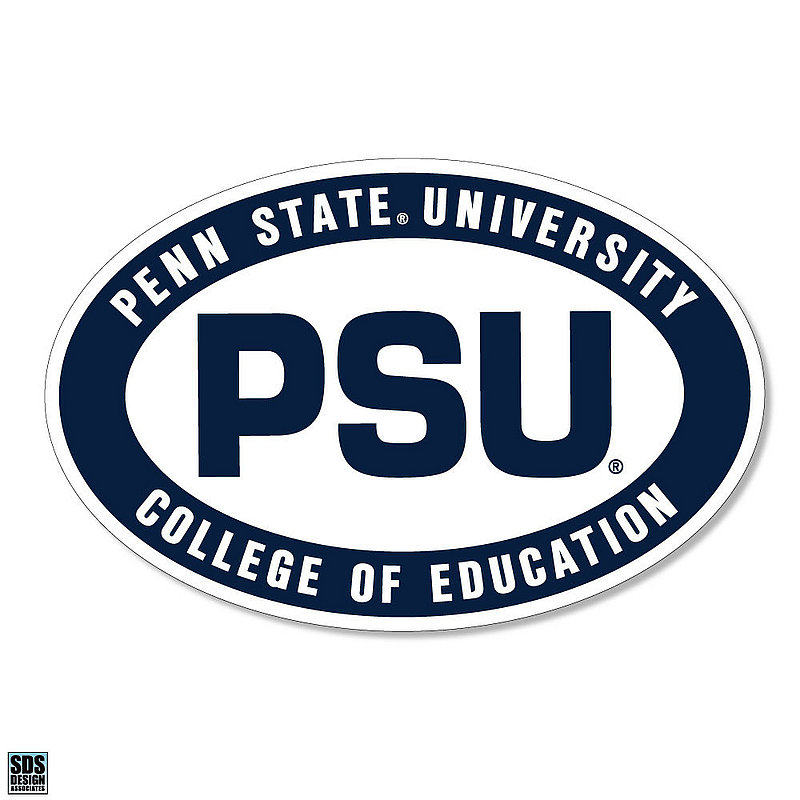 Penn State College of Education Magnet Nittany Lions (PSU)