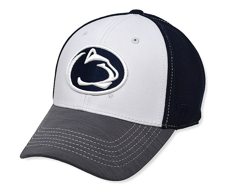86435d30 Penn State Color Block One Fit Performance Hat