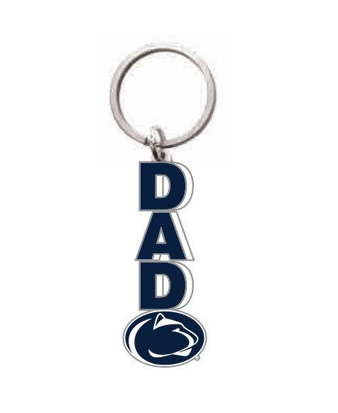 Penn State Dad Keychain Nittany Lions (PSU)