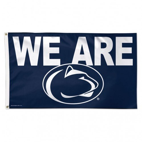 Penn State Deluxe WE ARE Flag Nittany Lions (PSU)