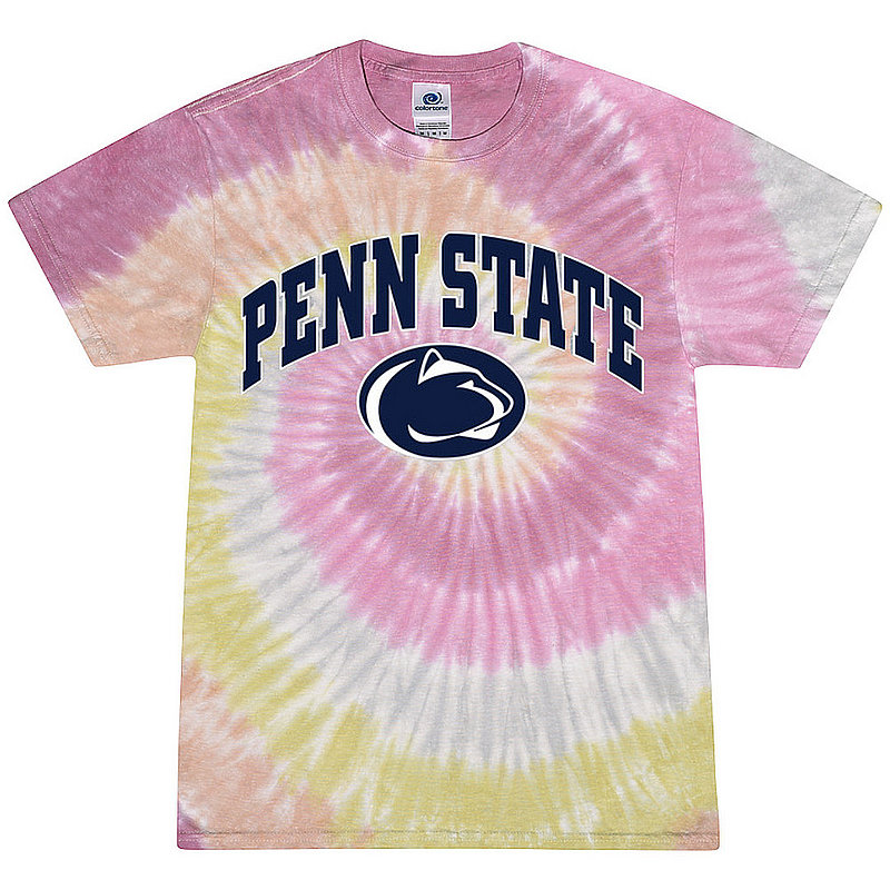Penn State Desert Mauve Tie Dye Tee Nittany Lions (PSU)