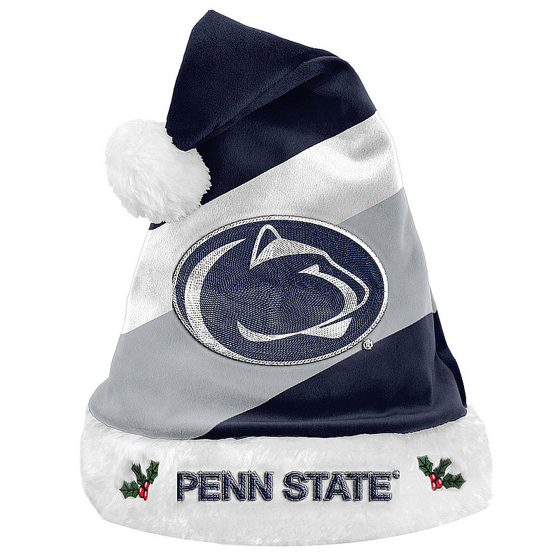 Penn State Embroidered Santa Hat Nittany Lions (PSU)