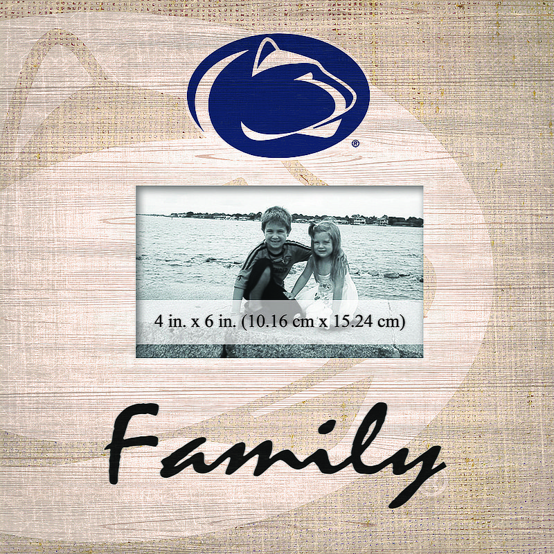 Penn State Family Photo Frame Nittany Lions (PSU)