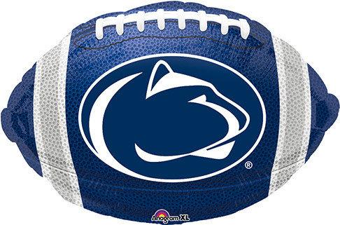 "Penn State Football 18"" Foil Balloon"