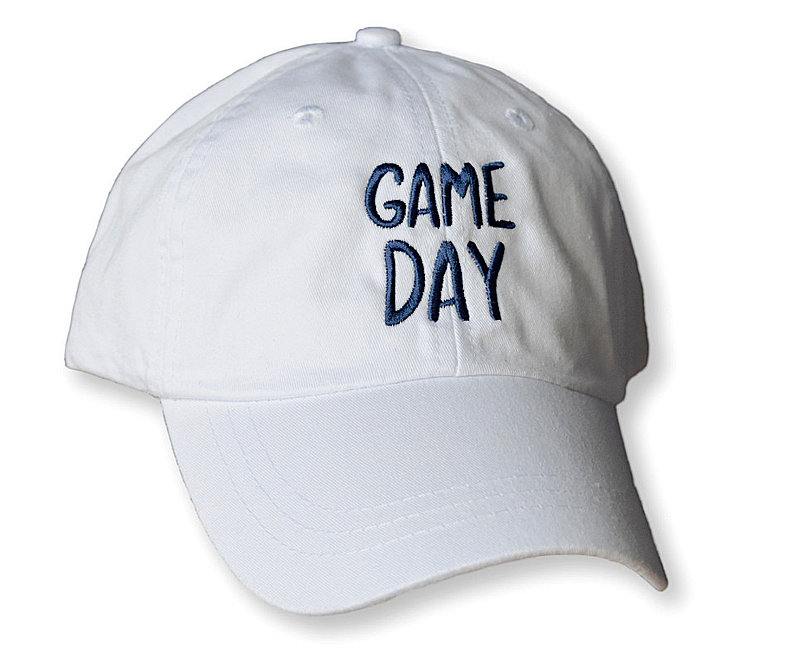 Game Day Hat White